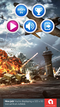 Air Fighter apk screenshot