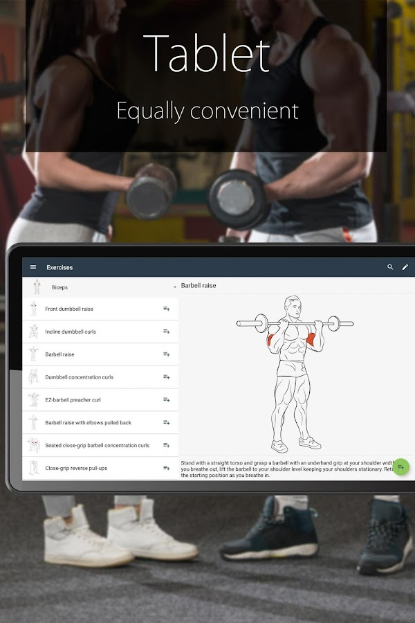Fitness Coach FitProSport FULL Screenshot 8