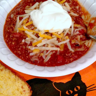 Halloween Chili Recipes