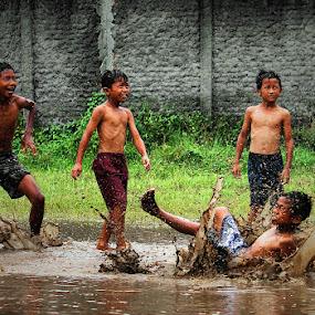 soccer mania by Budi Risjadi - Novices Only Sports