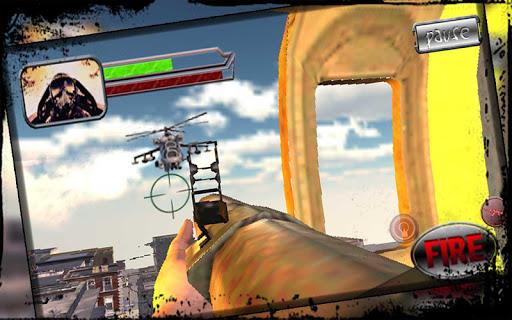 Commando Air Strike - screenshot
