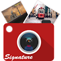 Auto Add Text Signature Stamp to Camera Photos APK for Bluestacks