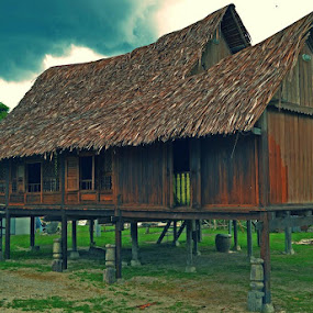 Relax by Mohd Khairil Hisham Mohd Ashaari - Buildings & Architecture Homes ( old house, history, building, antiques )