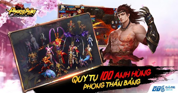 Game Phong Thần Online – Game mới hay nhất 2017 APK for Windows Phone