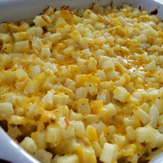 Cracker Barrel Hash Browns Casserole