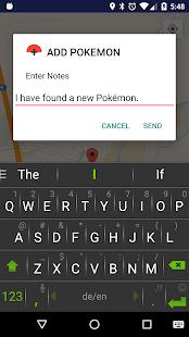 Poke Radar Find for Pokemon GO- screenshot thumbnail