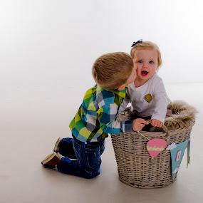My children by John Haswell - Babies & Children Child Portraits ( birthday, family, daughter, son, cute, portrait,  )