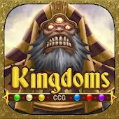 Kingdoms CCG APK for Bluestacks
