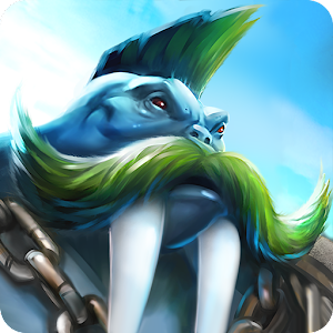 Lead your team in strategic battles 3D! Collect heroes and fight! APK Icon