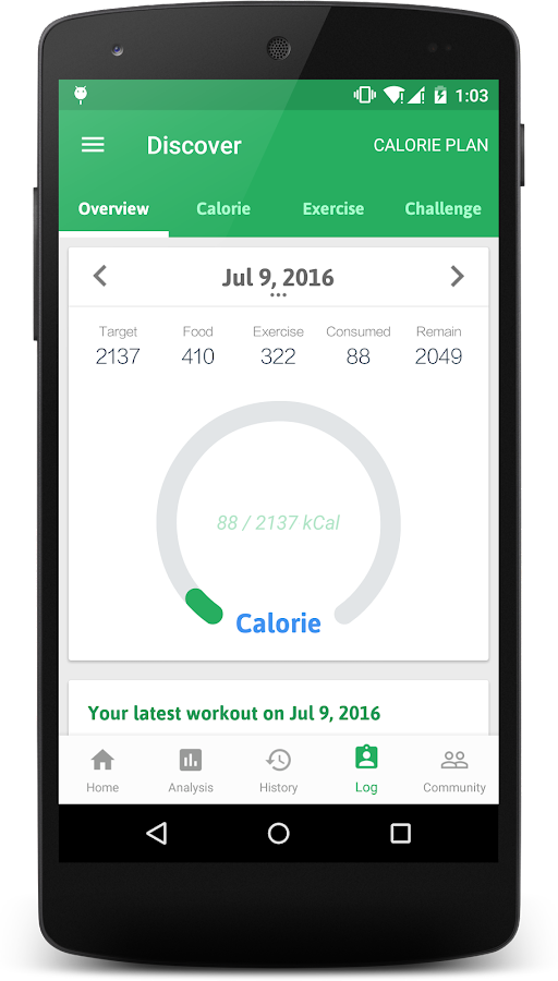 Weight Track Assistant - BMI Screenshot 5
