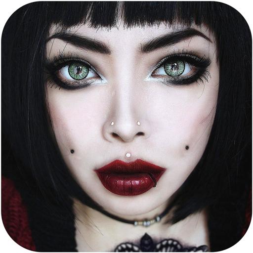 Piercing Booth Editor App (app)