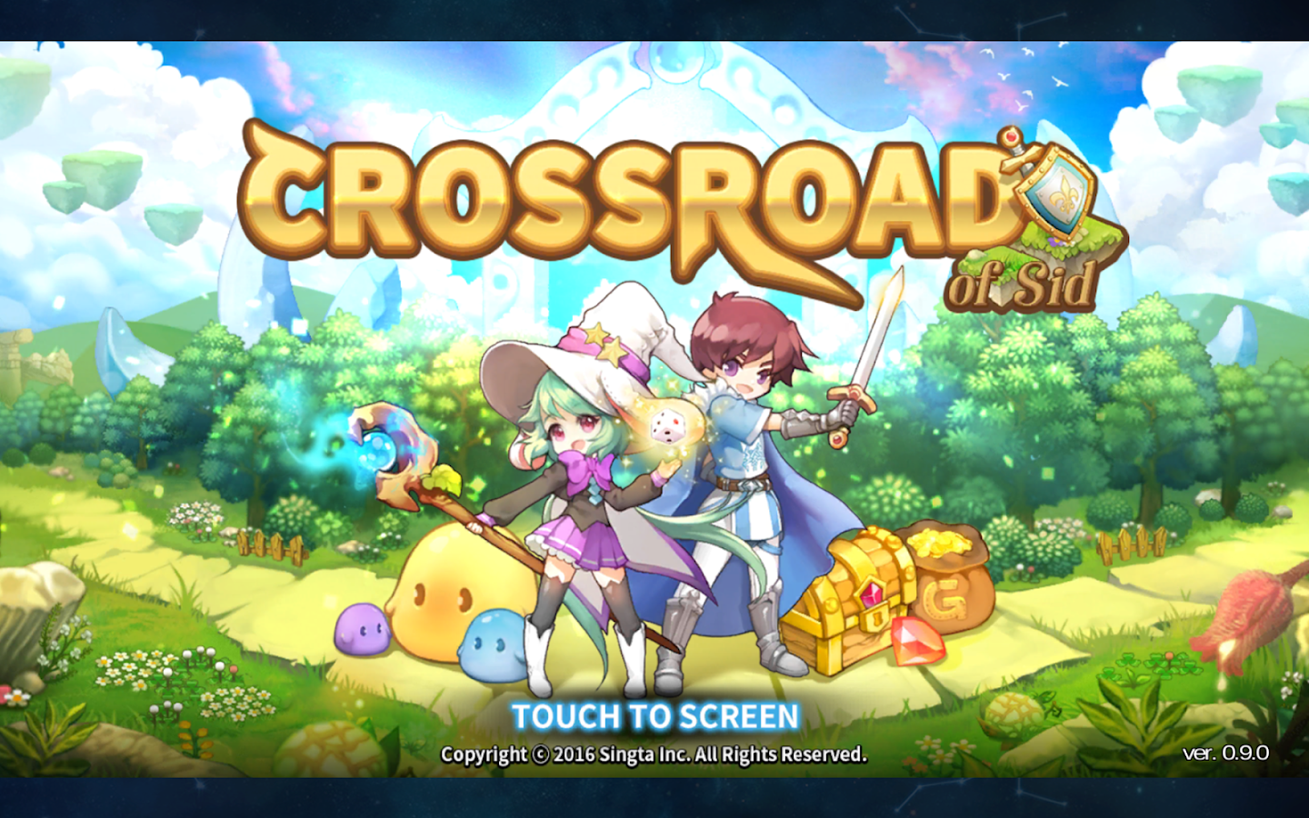 Crossroad of Sid Screenshot 14