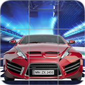Game Sport Cars Puzzle APK for Kindle