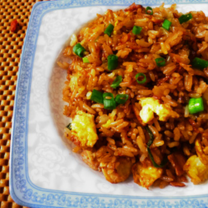 Quick Chinese Fried Rice Recipe | Yummly