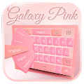 Pink Galaxy Keyboard APK for Bluestacks