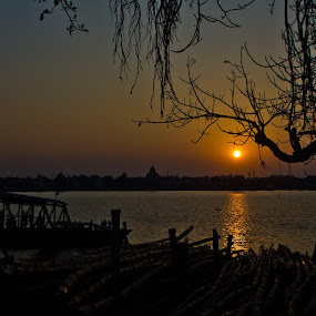 by Sankha Ghose - Landscapes Sunsets & Sunrises