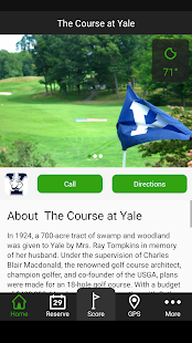 The Course at Yale - screenshot