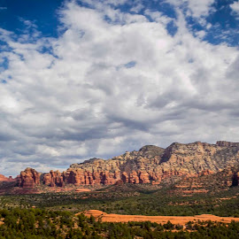 Sedona by Rene Lima  - Landscapes Mountains & Hills ( hills, mountain, park, dream, national geographic, happy, arizona, sedona, usa, travel photography )