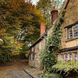 Samuel Crompton's Birthplace by James Johnstone - Buildings & Architecture Public & Historical ( samuel crompton, birthplace, bolton,  )