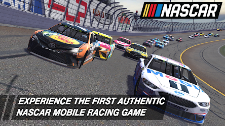 NASCAR Heat Mobile Mod 2.1.3 Apk [Unlimited Money] 1