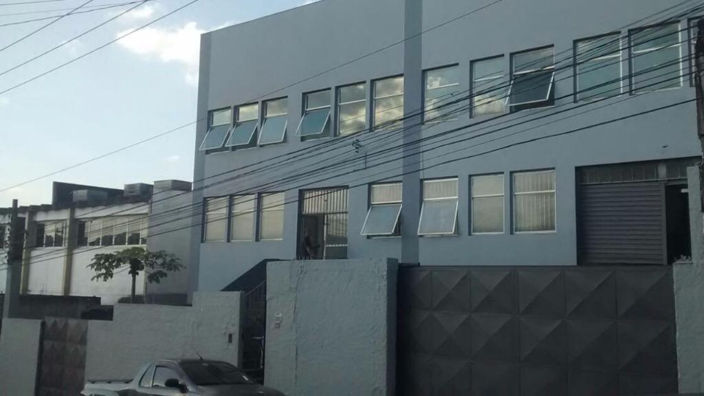 Galpão  industrial para locação- Diadema