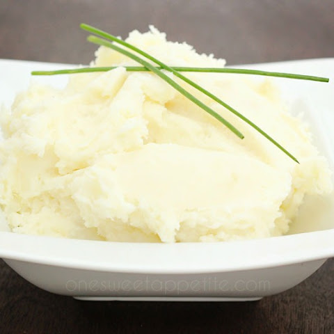 Perfect Mashed Potatoes