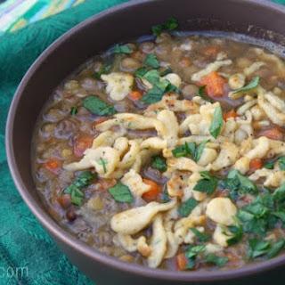 Spaetzle Soup Recipes