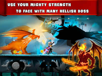 Stickman Legends apk screenshot