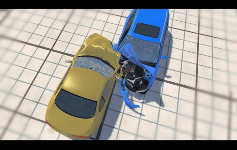 Auto Crash Simulator Racing Beam X Motor Stil android spiele download