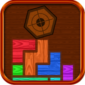 Wood Crush Block Hexa Puzzle APK baixar