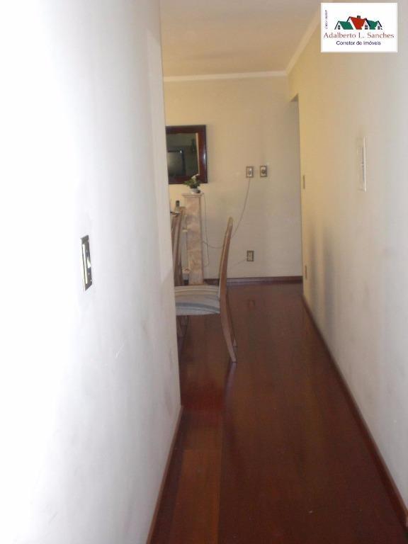 Apartamento  residencial à venda, Parque João de Vasconcelos