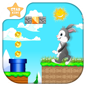 Easter Bunny Jungle Run For PC (Windows & MAC)