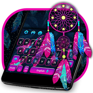 Dreamcatcher Keyboard Magical Theme For PC