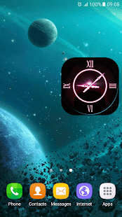 How to mod Galaxy Analog Clock Widget 1.0 apk for laptop