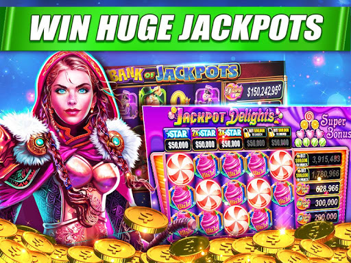 Free Slots Casino - Play House of Fun Slots screenshot 4