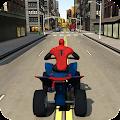 Subway Spider-Man Atv
