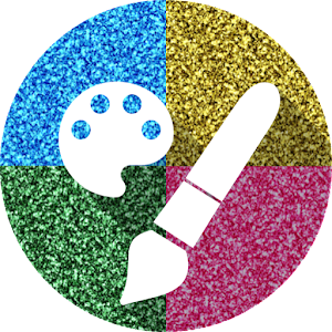 Glitter Paint For PC