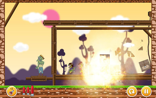 Undead vs. Plants screenshot 2
