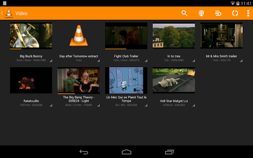 VLC for Android beta screenshot 10