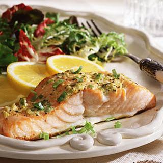 Zesty Lemon Salmon Recipes