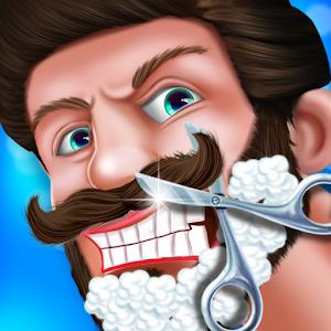 Shave Prince Beard Hair Salon - Barber Shop Game For PC (Windows & MAC)
