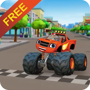 Blaze Mud Mountain Rescue app for android