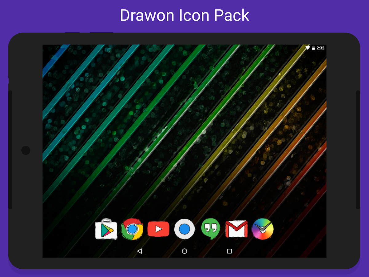 Drawon - Icon Pack Screenshot 8