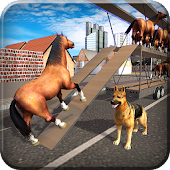 Crazy Horse Animal Transport APK Descargar