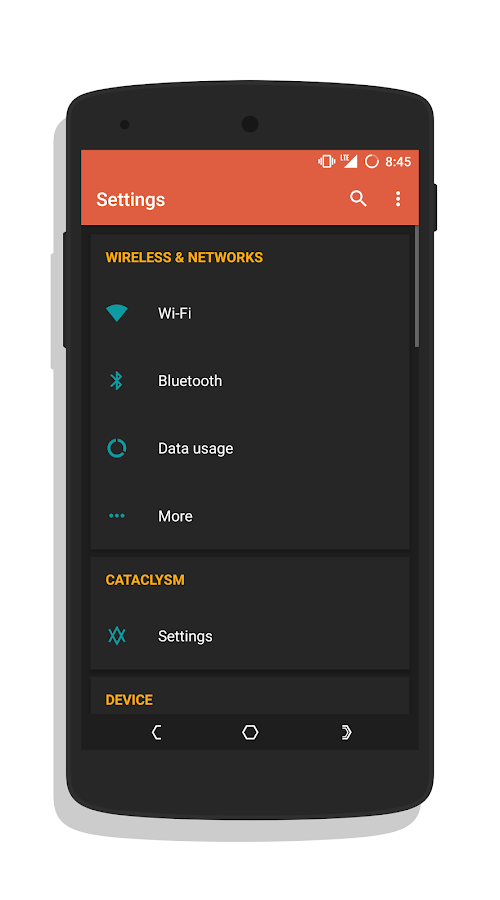 [Substratum] Coalesce (beta) Screenshot 7