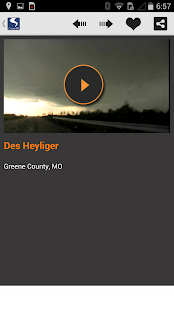 ChaserTV LIVE Weather Video - screenshot