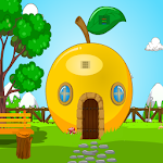 Orange House Escape APK Image