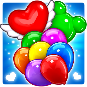 Balloon Paradise - Free Match 3 Puzzle Game For PC