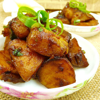 Chinese Braised Potatoes