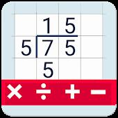 Division calculator APK for Ubuntu